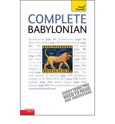 [ TEACH YOURSELF COMPLETE BABYLONIAN BY WORTHINGTON, MARTIN](AUTHOR)PAPERBACK