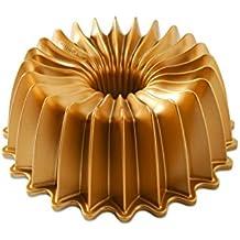Nordic Ware - Forma Brilliance Bundt Pan da Nordic Ware - 35.2289.2300 - Dourado