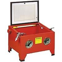 Metalworks CAT210 - Cabina chorreadora de arena 90 l