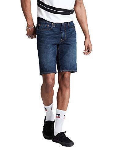 Levi's  ® 502 Taper Hemmed Shorts Cheviot (Weiße Levis Hosen)
