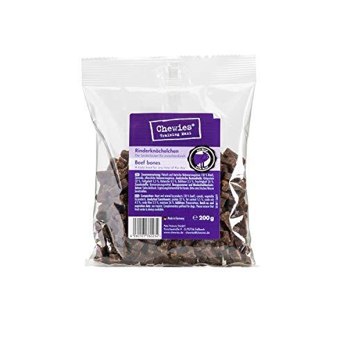 Chewies Hundeleckerli Rinderknöchelchen 200 g, 4er Pack (4 x 200 g)