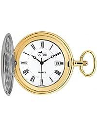 7e3e4b6f5a46 Amazon.es  reloj de bolsillo lotus - Relojes de bolsillo   Hombre ...