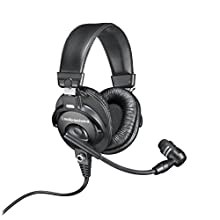 Audio-Technica BPHS1 Broadcast Series Broadcast Stereo Headset