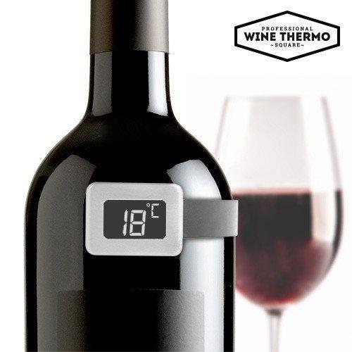 Digitales Weinthermometer Weinflasche Weintemperatur