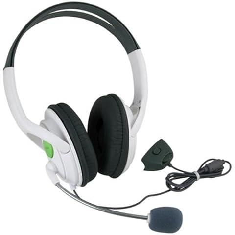 Auriculares Cascos+ Microfono Mic para Xbox 360 Xbox360 Nuevo Manos Libres