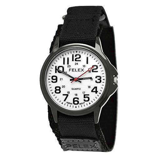 Coole NY London - Reloj Infantil para niña, analógico, de Cuarzo, Textil,...