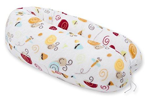 scamp-cuscino-cuscino-gravidanza-allattamento-con-fodera-design-nuovo-lumaca