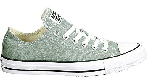 Converse Unisex-Erwachsene CTAS Ox Sneakers, Grau (Camo Green), 35 EU