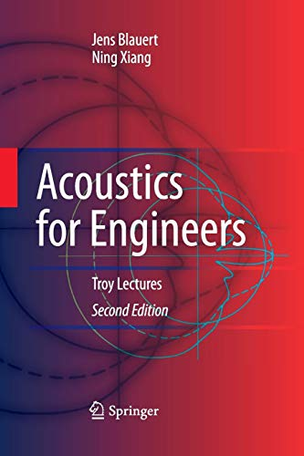 Acoustics for Engineers: Troy Lectures 2 T/m Transducer