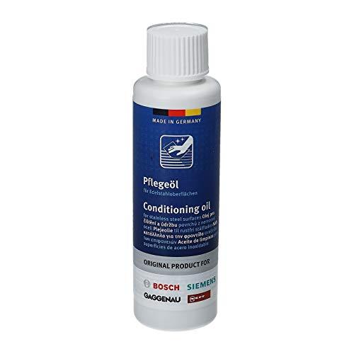 Bosch - Siemens - Neff - Aceite de Limpieza y Cuidado para...