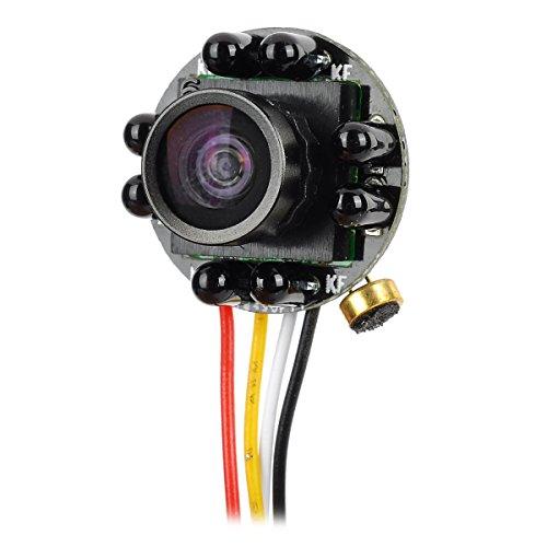 205IR 170 Grad Weitwinkel CMOS Mini CCTV Kamera Sicherheit versteckte (Cctv-weitwinkel-kamera)