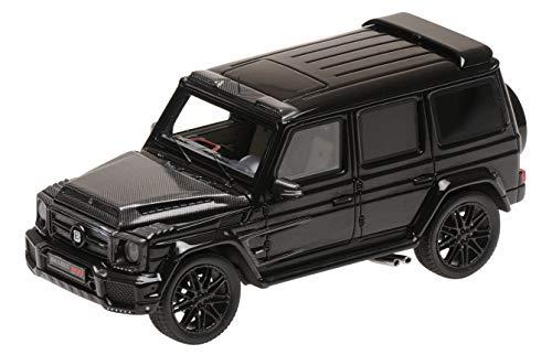 Minichamps 437037400 - Coche Miniatura de colección, Color Negro