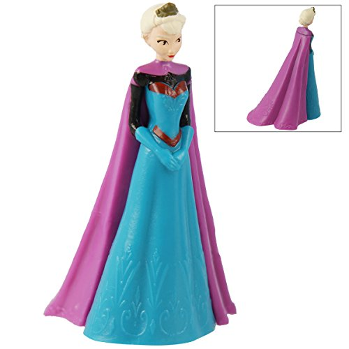 Disneys Frozen - Die Eiskönigin - Elsa Figur in Krönungs Kleid