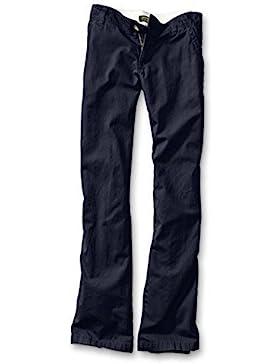 Pantalón Chino Slightly curvas T Mujer de Eddie Bauer