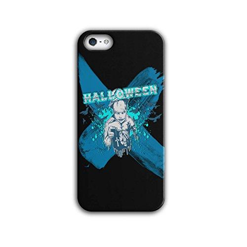 Halloween Horror Kult schaurig Dämon iPhone 5 / 5S Hülle | (Ideen Kostüm Kult Halloween)