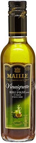 Maille Vinaigrette Huile d'Olive et Olive Noire 360Ml