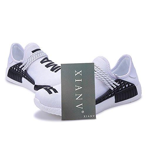 XIANV , Baskets pour homme Weiß