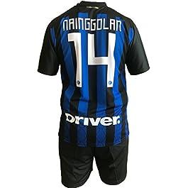 Taglie-Anni 2 4 6 8 10 12 Adulto Completo Terza Maglia Inter Mauro Icardi 9 Grigia Replica Autorizzata 2018-2019 Bambino S M L XL