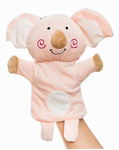 Los animales de peluche marionetas de mano divertidos juguetes para los niños, koala