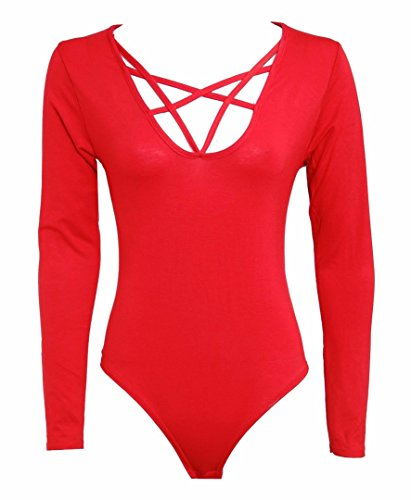 FK Styles -  Body  - Donna Red