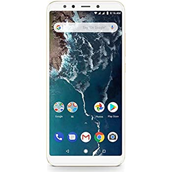 Xiaomi Mi A2 (Gold, 4GB RAM, 64GB Storage)