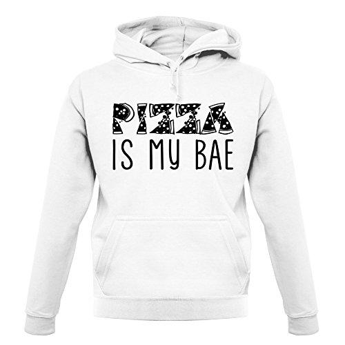 pizza-is-my-bae-unisex-sweat-pull-blanc-m