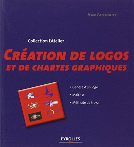 Création de logos et de chartes graphiques par Jean Paternotte