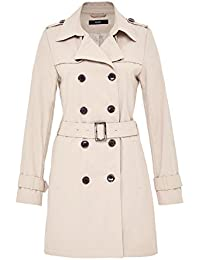 Hallhuber Short Trench Coat