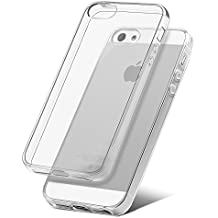 Funda Carcasa iPhone SE,Coolreall iPhone 5 5s SE Funda Silicona TPU de Alta Resistencia para iPhone 5 5s SE
