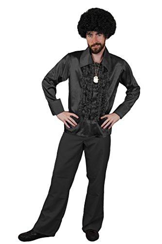 Fancy Ziggy Stardust Kostüm Dress (DISCO DANCE NIGHT FEVER KOSTÜM FÜR DIE PERFEKTE KULT ODER HITPARADEN VERKLEIDUNG DER 70iger ODER 80iger JAHRE UND FÜR DIE PERFEKTE KOSTÜMIERUNG AN FASCHING ODER KARNEVAL= VON ILOVEFANCYDRESS®= EIN MUß)