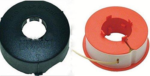 Bartyspares® Bosch Débroussailleuse tondeuse Protap Bobine Ligne et couverture Art 23 26 30