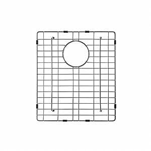 Kraus Kbg-102–33Grille inférieure en acier inoxydable