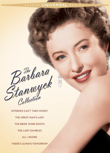 Barbara Stanwyck Collection: Universal Backlot [DVD] [Region 1] [NTSC] [US Import]