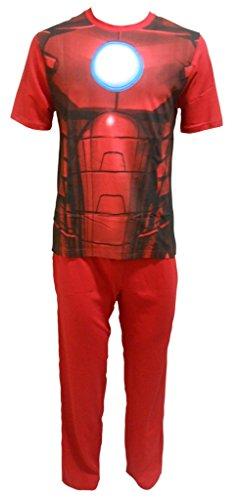 marvel-avengers-iron-man-uomo-pigiama-set-diuomoione-m