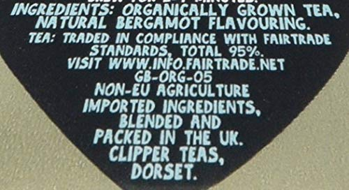 Clipper Organic Earl Grey 250 Teabags