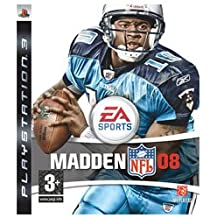 Madden NFL 08 (PS3) [Importación inglesa]