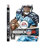 Madden NFL 08 (PS3) [import anglais]