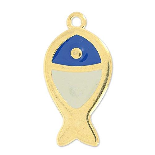 pendente-pesce-smalto-epossidico-44x23-mm-navy-beige-dorato-x1