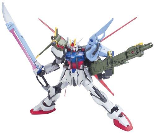Bandai Hobby R17 Perfect Strike de Haute qualité Remaster 1/144 Gundam Seed Action Figure