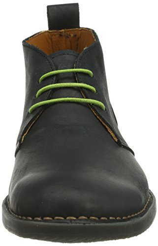 El Naturalista - N638 Yugen, Scarpe stringate Uomo Nero (Nero (nero))