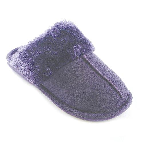 KS Brands, Zoccoli donna Purple
