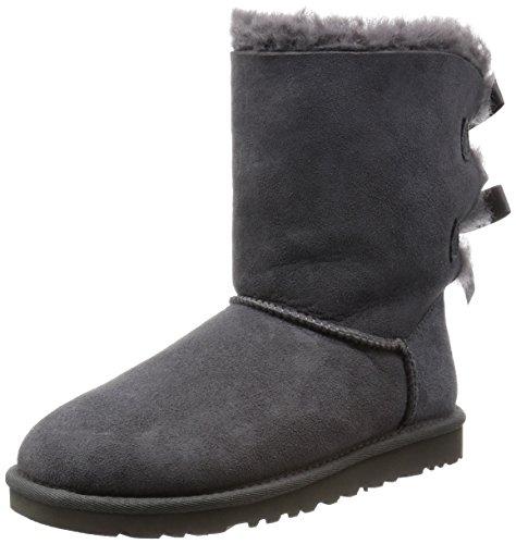 ugg-bailey-bow-botas-para-mujer-color-gris-talla-37