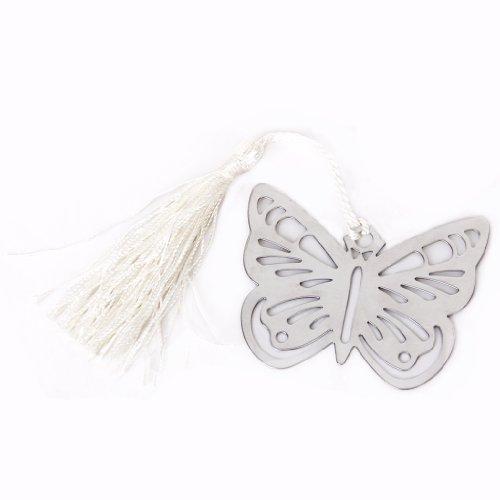 (Hochzeit Gastgeschenke Bevorzugungen Schöne Schmetterling Lesezeichen)