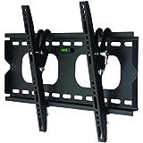 """Soporte de pared para TV / monitor en negro inclinable 12° para Samsung 40"""" 400UXn-2"""