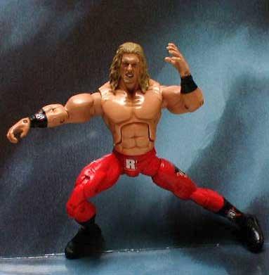 WWF Wrestling-Wwe EDGE Superposeable, 15.24 cm Figur ohne Verpackung