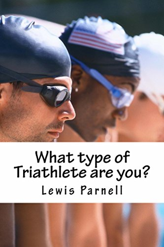 What type of Triathlete are you?: Athlete profiling using the #sportsbehaviour system (English Edition) por Lewis Parnell