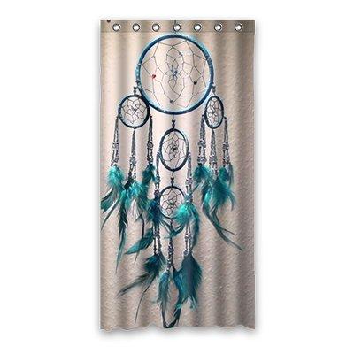 """dalliy personalizado Atrapasueños cortina de ducha poliéster 90cm x 183cm, poliéster, A, 36"""" x 72"""""""