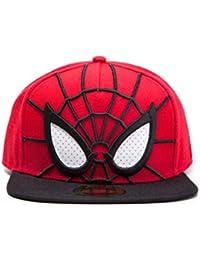 Spiderman Snapback Kappe 3D mit Augen [Andere Plattform]