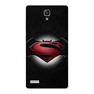 Premier Knight Vs Day Multicolor Back Case Cover for Redmi Note Prime