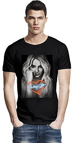 Britney Jean Spears Raw Edge-T-Shirt Small Edge Spear